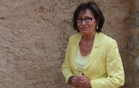 Marta Kubišová se začala bát poté, co prodělala infarkt...