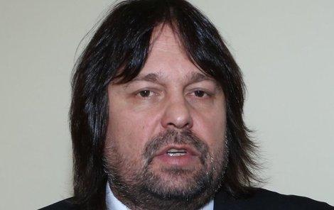 Jiří Pomeje se při pomyšlení na malou Aničku rozplakal.