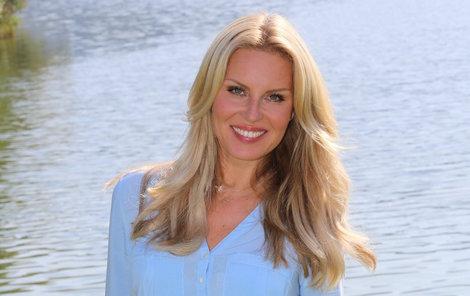 Simona Krainová si užívá dovolenou na Lanzarote.
