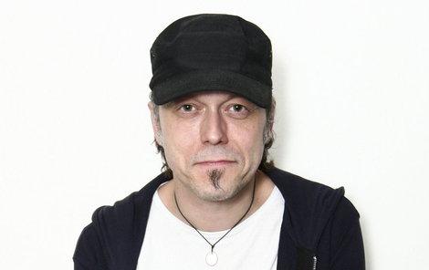 Zpěvák Viktor Dyk