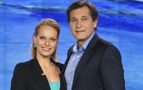 Kristina Kloubková a Martin Pouva jsou podle expertky zatím poněkud pro ostudu.
