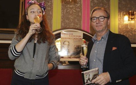 Ač není dceří Ondřeje Havelky ještě osmnáct, pije už alkohol.