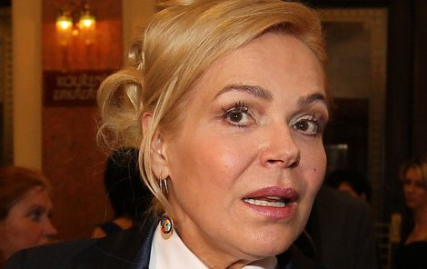 Dagmar Havlová nemá čas.