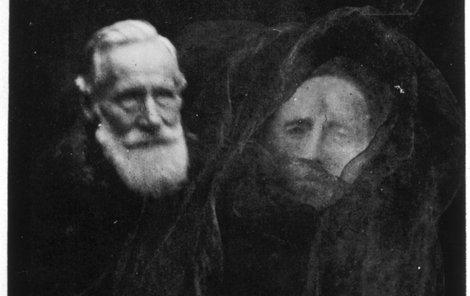 100 let staré fotky duchů byly podvod.
