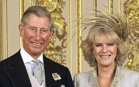 Camilla a Charles