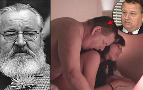 Werichův údajný syn to v seriálu pořádně rozjel s dvaadvacetiletou Adrianou Neubauerovou.
