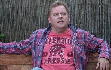 Václav Kopta zažívá šťastné období. Daří se mu v profesním životě i v soukromí.