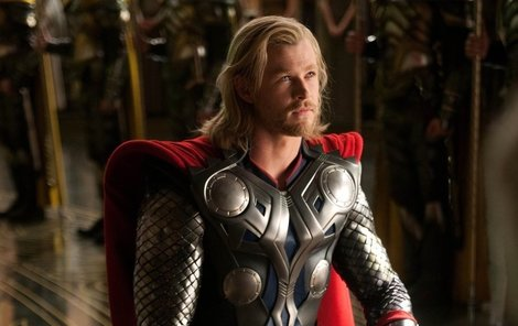 Chris se proslavil zejména rolí Thora.