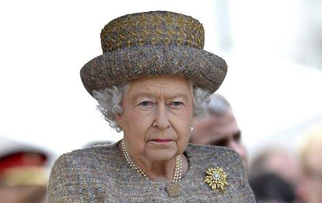 Čeho se bojí Alžběta II.?