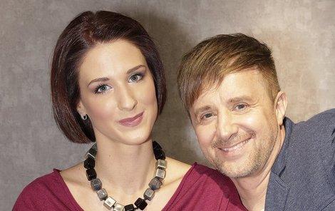 Petr Kotvald a jeho dcera Viktorie!