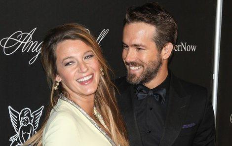 Blake Lively a Ryan Reynolds