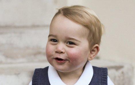 Jeho nejmladší Veličenstvo George