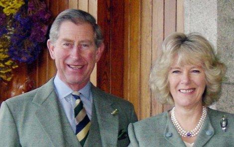 Camilla s princem Charlesem