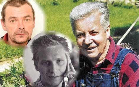 Vnuk Přemka Podlahy Adam Novotný popsal, jak strýc Pavel okradl členy rodiny.
