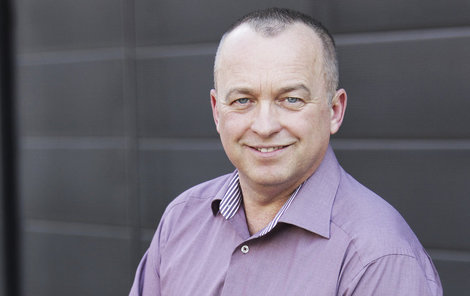 Karel Voříšek uzavřel registrované partnerství na podzim loňského roku.