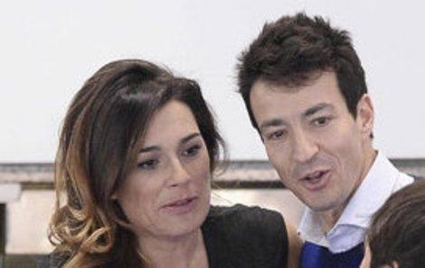 Alena a láska Alessandro.