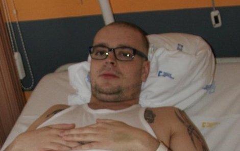 Tomáš Naď bojuje s leukémií o život jako lev, kterého má i vytetovaného.