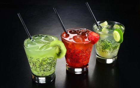 Koktejly