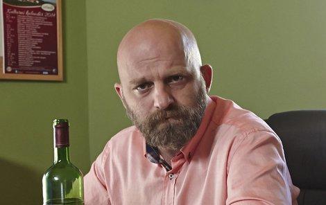 Čermák o sobě prozradil, že pil první ligu