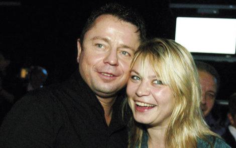 Petr Muk a Michaela Klímková spolu byli 11 let.