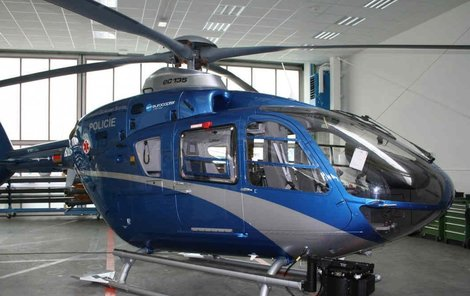 Po sebevrahovi pátral vrtulník