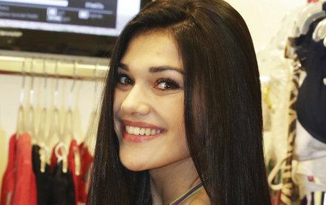 Andrea Kalousová jednu z odměn za výhru v České Miss dosud nevyužila.