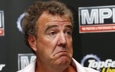 Jeremy Clarkson v Top Gearu končí!