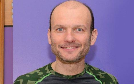 Dort si Dalibor převzal stylově v běžeckém trikotu.