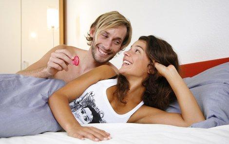 Při sexu použijte kondom.