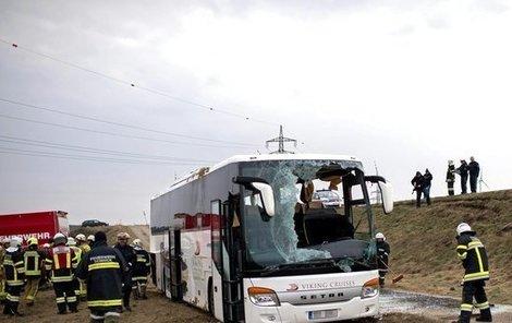 Nehoda se stala v Rakousku.