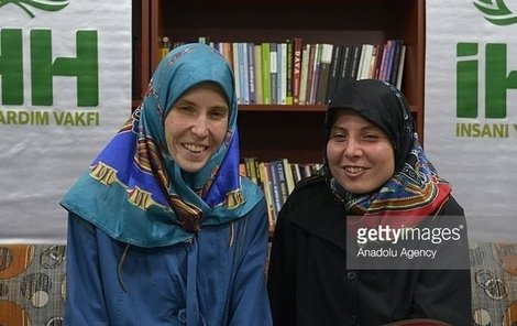 Dívky jsou díky turecké neziskové organizace konečně po dvou letech na svobodě!