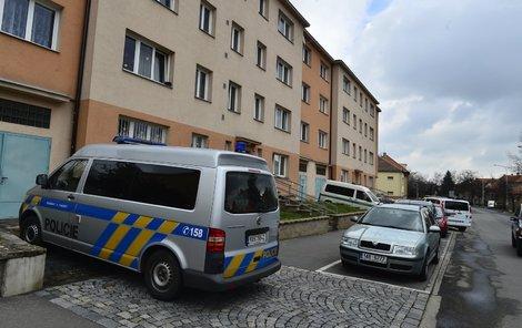 Dům, kde vraždil sériový zabiják.