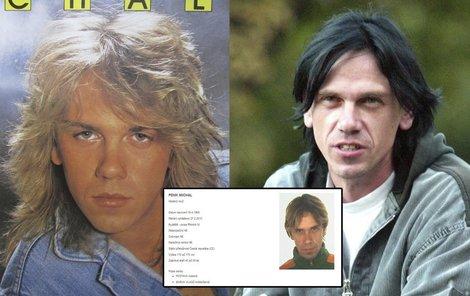 Idol 80. let Michal Penk zmizel. Všichni se teď modlí, aby byl ještě naživu. O sebevraždu už se totiž jednou pokusil...