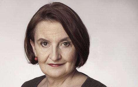 Eva Holubová se kromě herectví začala věnovat i charitě.