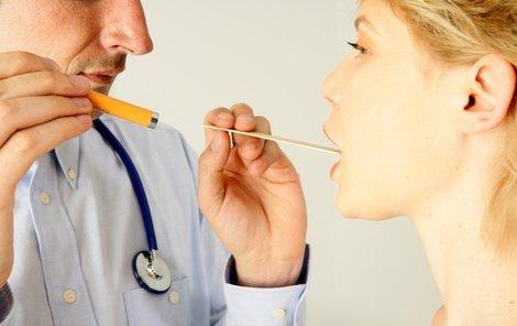 Hráli si na doktory?