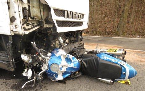 Letos v Česku zemřelo do konce května 25 motocyklistů.