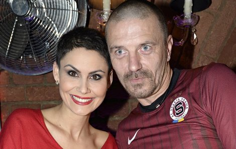 Tomáš a jeho žena Vlaďka.