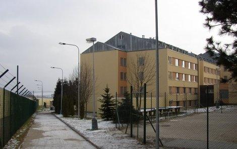 Ženská věznice ve Světlé nad Sázavou.