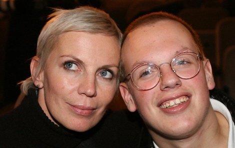 Kateřina Kornová začala syna učit na bezmasou stravu a má pocit, že se jeho zdravotní stav lepší.