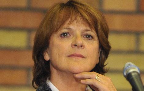Taťjana Medvecká si při natáčení a zkoušení zažila bolestné zážitky.