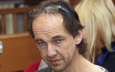 Milan Balamuta u soudu.
