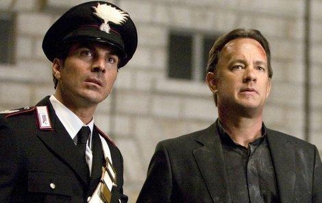 Hanks bude opět natáčet v Itálii.