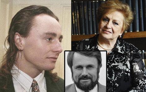 Martin, syn Věry Čáslavské, se po smrti otce stáhl do ústraní a dokonce odešel ze země.