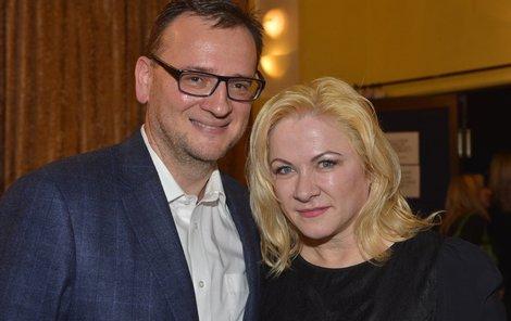 Jana Nagyová oslovovala svého současného manžela Petra Nečase pěkně drsně.