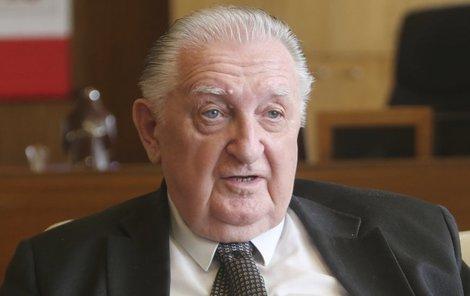 2015: František Čuba je opět plný elánu