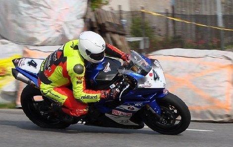 Víťa byl skvělý závodník, bohužel právě motorkářská trať se mu stala osudnou.