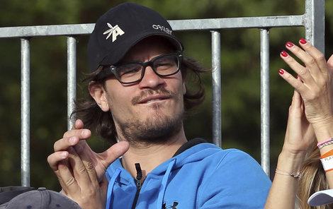 David Kraus se zamiloval do známé tenistky Barbory Strýcové!