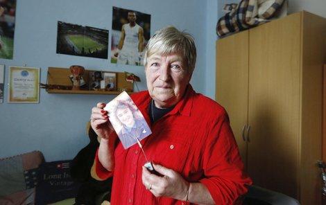 Irena (65) se stará po smrti dcery o svého vnuka.