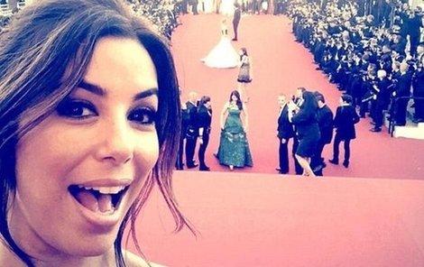 Selfie v Cannes
