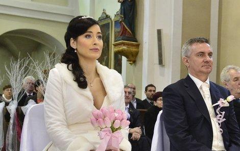 Šťastní Alex a Vratislav Mynářovi.